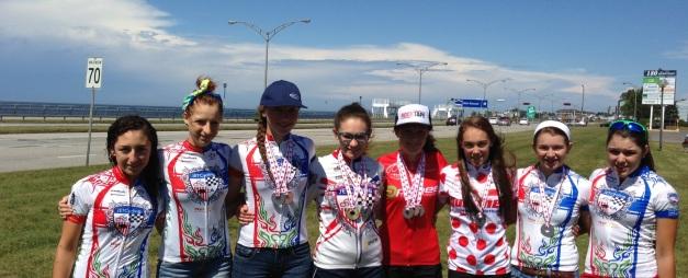 Tour of Rimouski - UCI Stage Race for Junior Women